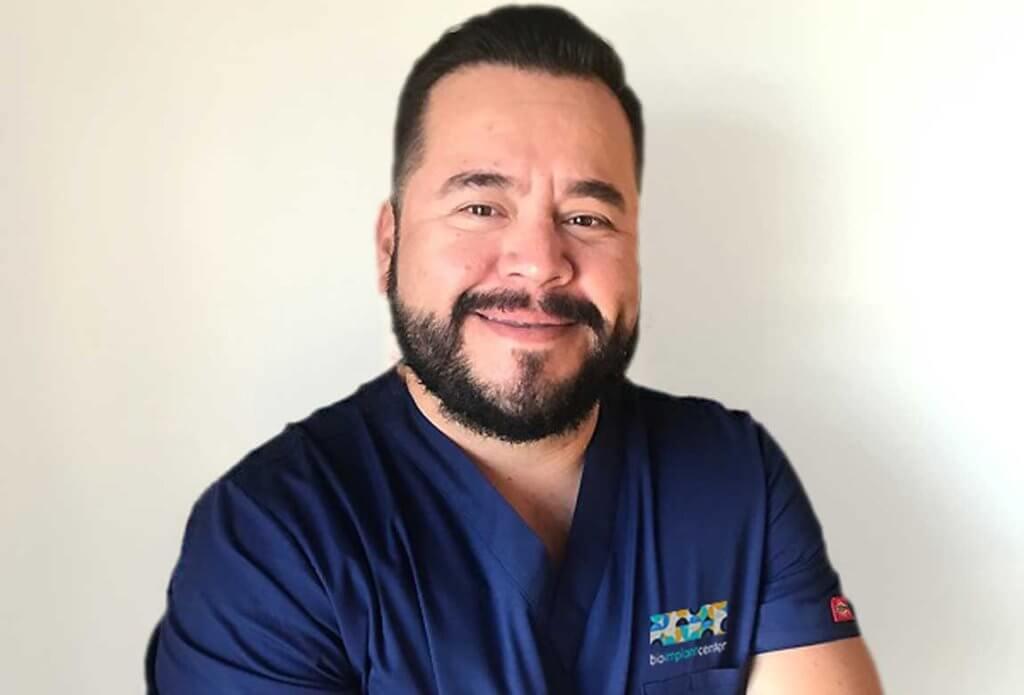 Dr. Edgar Montano, Principal Dentist