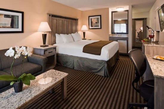 San Diego accommodation